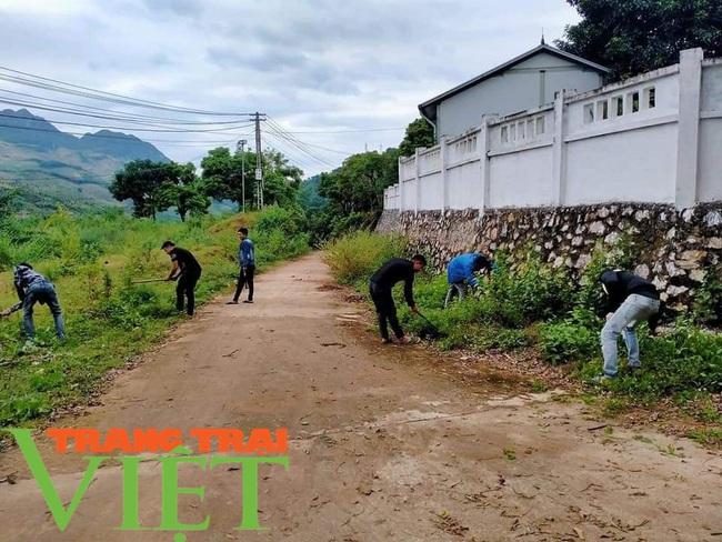 Vân Hồ: Khi nhân dân đồng lòng xây dựng nông thôn mới - Ảnh 3.