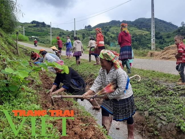 Vân Hồ: Khi nhân dân đồng lòng xây dựng nông thôn mới - Ảnh 5.