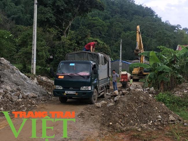 Vân Hồ: Khi nhân dân đồng lòng xây dựng nông thôn mới - Ảnh 4.