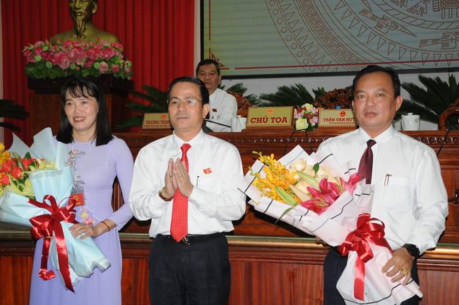 Hậu Giang có hai tân Phó Chủ tịch UBND tỉnh   - Ảnh 1.