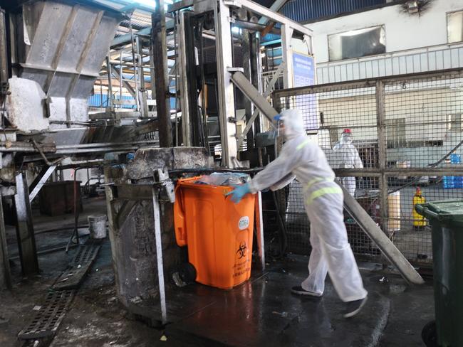 TP.HCM: Triển khai đồng loạt 6 dự án vệ sinh môi trường - Ảnh 4.