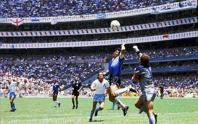 5 khoảnh khắc đáng nhớ nhất của Maradona trong lịch sử World Cup - Ảnh 2.