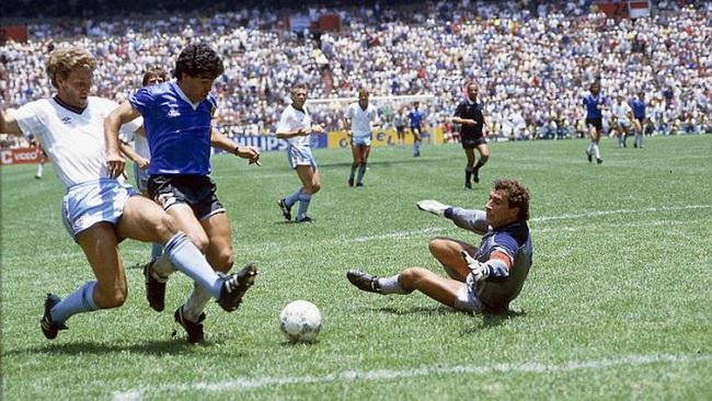 5 khoảnh khắc đáng nhớ nhất của Maradona trong lịch sử World Cup - Ảnh 4.