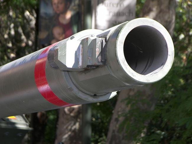 Điểm lợi hại của hai dòng pháo nòng trơn - nòng rãnh - Ảnh 6.