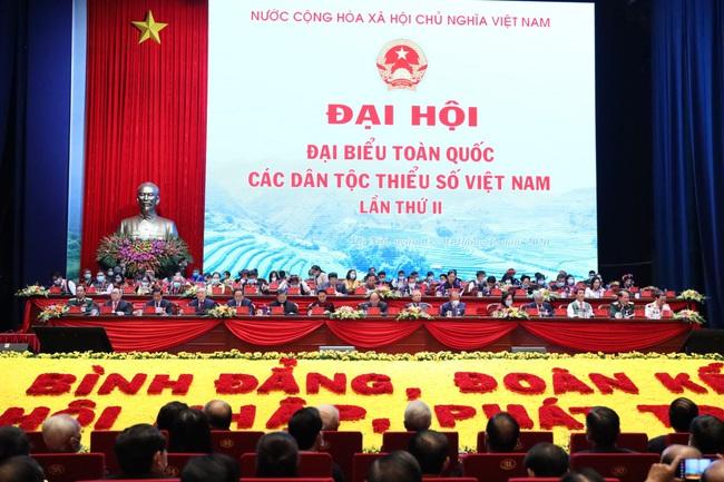 Đại hội đại biểu toàn quốc các DTTS Việt Nam lần thứ II: Biểu tượng sinh động nhất về sự đoàn kết các dân tộc - Ảnh 2.