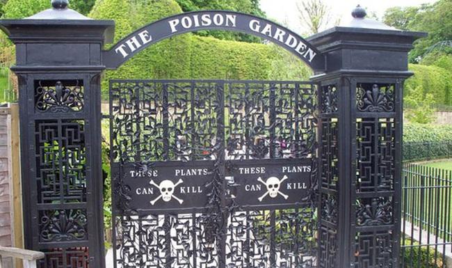 vườn độc dược