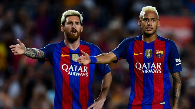 PSG sẵn sàng chiều lòng Neymar.