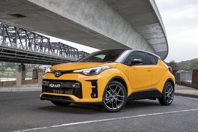 Toyota C-HR GR Sport 2021