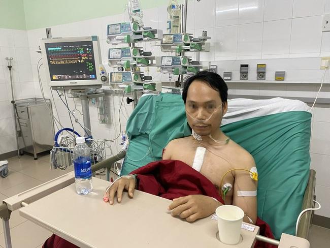 Bệnh viện Trung ương Huế thực hiện thành công ca ghép tim xuyên Việt rất đặc biệt - Ảnh 3.