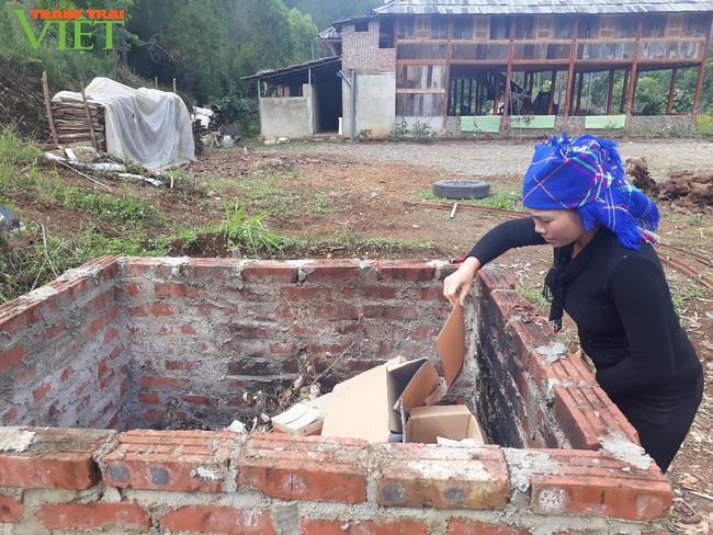 Bản vùng cao Đông Suông làm nông thôn mới - Ảnh 1.