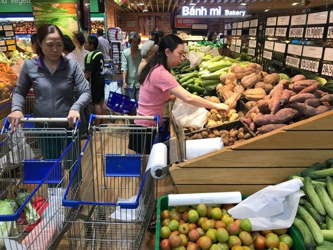 Đã có siêu thị tuyên bố dành 5.000 tỷ đồng chuẩn bị hàng Tết, giảm giá sớm trước 2 tháng - Ảnh 1.