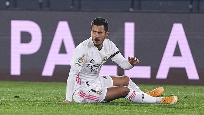 Hazard là thương vụ thảm họa của Real, tính tới thời điểm này.