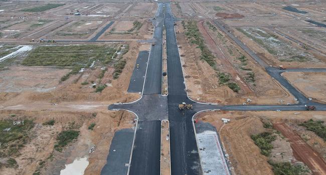 """Sân bay Long Thành: Người dân chi tiền tỷ xây nhà sau 1 thập kỷ sống """"khu ổ chuột"""" - Ảnh 2."""