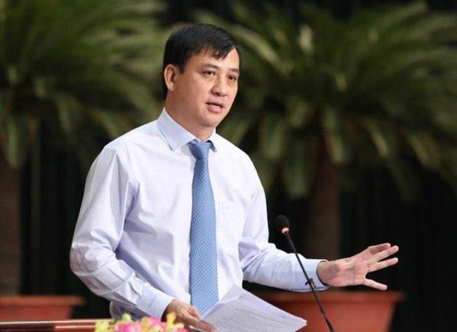 Tân Phó Chủ tịch UBND TP.HCM Lê Hòa Bình: Ưu tiên xây nhà giá rẻ cho người thu nhập thấp - Ảnh 1.