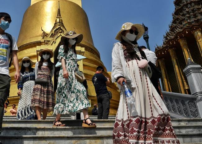 """Nỗi sợ hãi virus Corona lan rộng và xu hướng """"tẩy chay"""" du khách Trung Quốc tại Châu Á - Ảnh 1."""