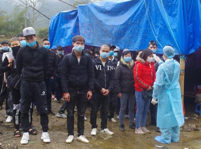Cao Bằng: Biên phòng phát hiện gần 100 người nhập cảnh trái phép  - Ảnh 2.