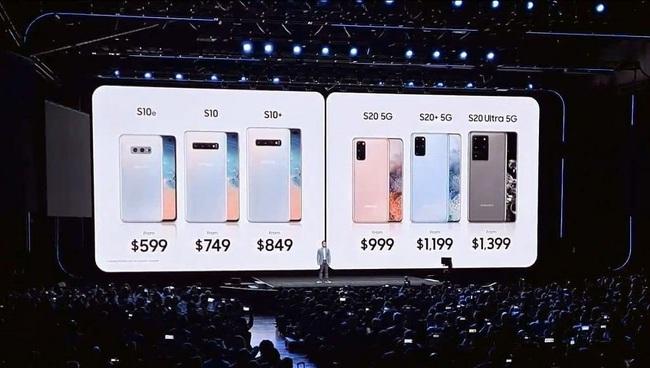Chi tiết bộ ba siêu phẩm Galaxy S20 vừa được Samsung trình làng - Ảnh 2.