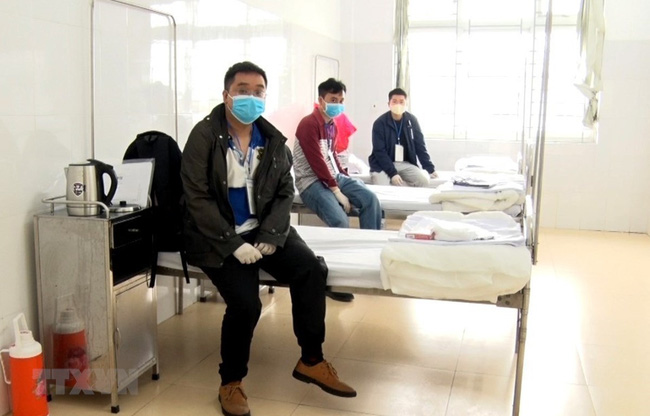 Hơn 5.000 lao động Trung Quốc được cách ly tại 41 tỉnh, thành Việt Nam - Ảnh 1.