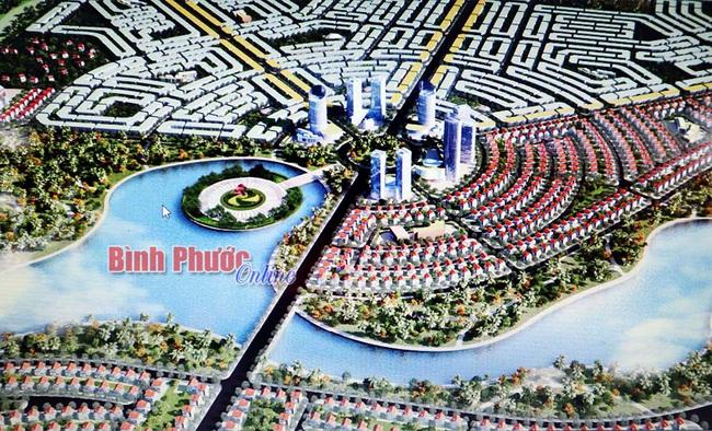 Tập đoàn FLC đề xuất dự án KĐT kết hợp du lịch hơn 1.756ha tại Bình Phước - Ảnh 1.