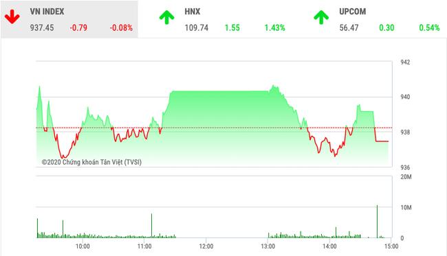 Chứng khoán ngày 14/2: VnIndex đi lùi vì VIC  - Ảnh 1.