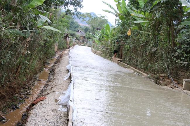 Nông dân Sơn La tích cực tham gia xây dựng nông thôn mới - Ảnh 5.