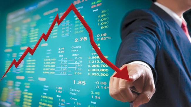 Thị trường chứng khoán 2/2: Xu hướng chuyển sang giảm - Ảnh 1.