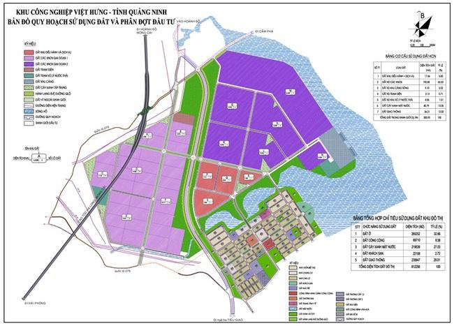 Quảng Ninh: Tháo gỡ khó khăn 6 dự án của tập đoàn Thành Công - Ảnh 2.