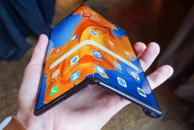 Điện thoại gập Huawei Mate Xs trình làng, giá 2.700 USD - Ảnh 1.