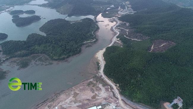 Các dự án giao thông ở Vân Đồn bị thúc tiến độ GPMB - Ảnh 2.
