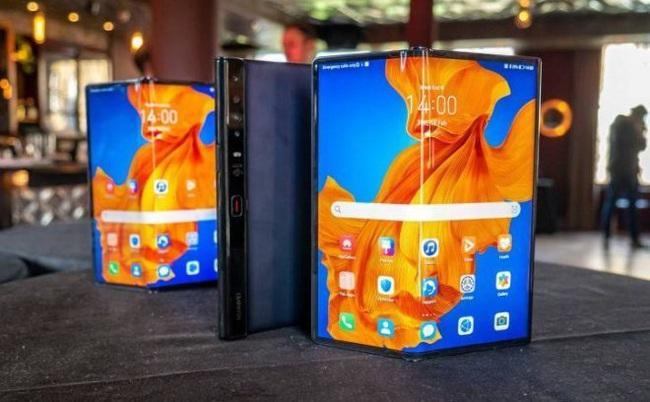 Điện thoại gập Huawei Mate Xs trình làng, giá 2.700 USD - Ảnh 3.