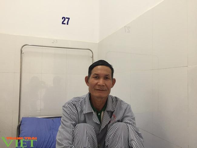 Khoa Ung  Bướu- Bệnh viện Đa khoa tỉnh Sơn La: Bệnh nhân và người nhà nói gì! - Ảnh 4.