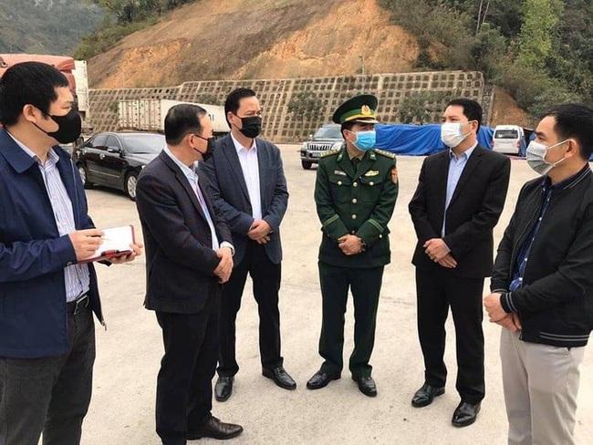 Hàng hóa qua các cửa khẩu Lạng Sơn chỉ tương đương 40% trước dịch Covid- 19 - Ảnh 2.