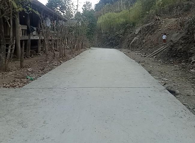 Nỗ lực xây dựng nông thôn mới ở xã khó khăn của Mường La - Ảnh 3.