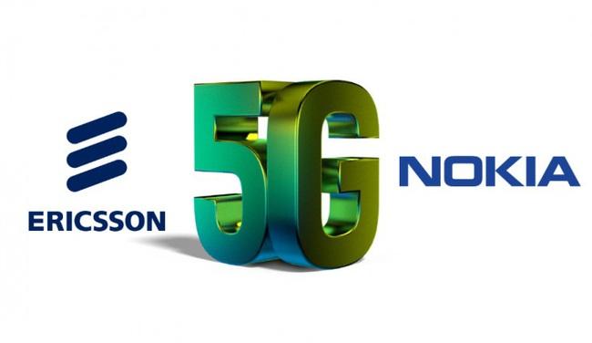 Cổ phiếu Ericsson và Nokia tăng nhanh khi Mỹ gợi ý mua lại cổ phần - Ảnh 1.