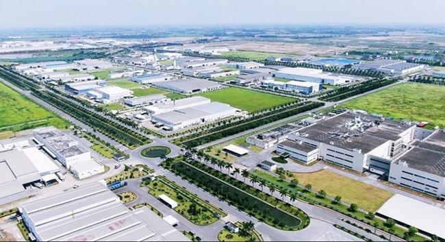 Vĩnh Phúc có thêm 6 khu công nghiệp mới trong năm 2020 - Ảnh 1.
