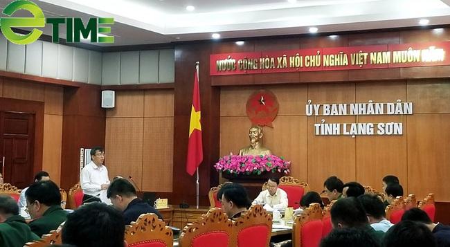 Đã thông quan hơn 386.000 tấn hàng hóa qua các cửa khẩu biên giới Lạng Sơn - Ảnh 2.