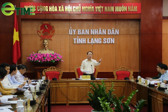 Lạng Sơn: Hội đàm mở thêm 3 cặp cửa khẩu phụ thông thương sang Trung Quốc - Ảnh 1.