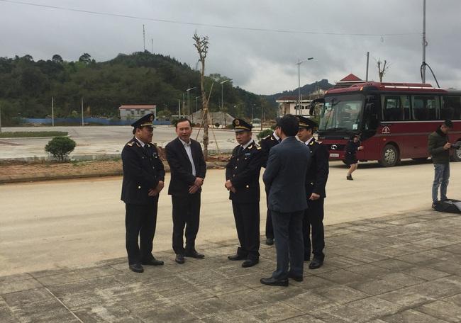 Vẫn tồn hơn 100 container hàng hóa tại các cửa khẩu biên giới Cao Bằng  - Ảnh 2.