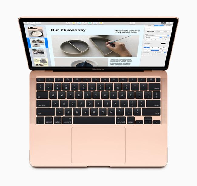 Macbook Air và iPad Pro 2020 vừa ra mắt có gì mới? - Ảnh 2.