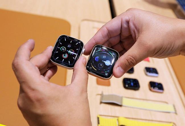 Apple được miễn thuế nhập khẩu Apple Watch sản xuất tại Trung Quốc - Ảnh 1.
