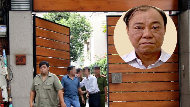 Vụ Lê Tấn Hùng bị bắt vì sai phạm: Cảnh cáo Ban Thường vụ Đảng ủy SAGRI - Ảnh 1.