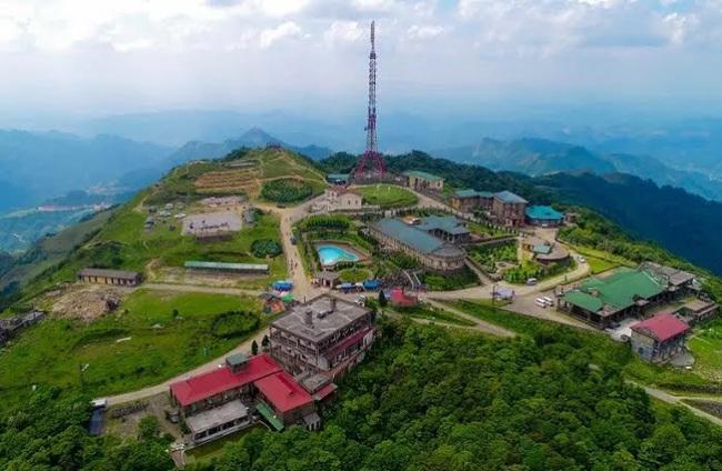 Dự án khu du lịch sinh thái Mẫu Sơn do Sun Group đầu tư hiện ra sao? - Ảnh 1.