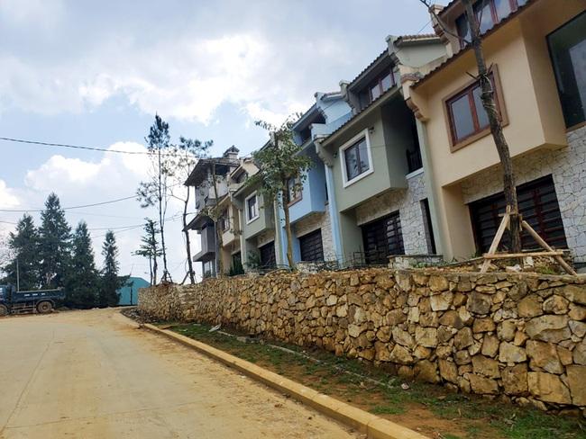 Cận cảnh dự án nghỉ dưỡng nghìn tỷ Mecure Sapa Resort & Spa sai phạm - Ảnh 7.