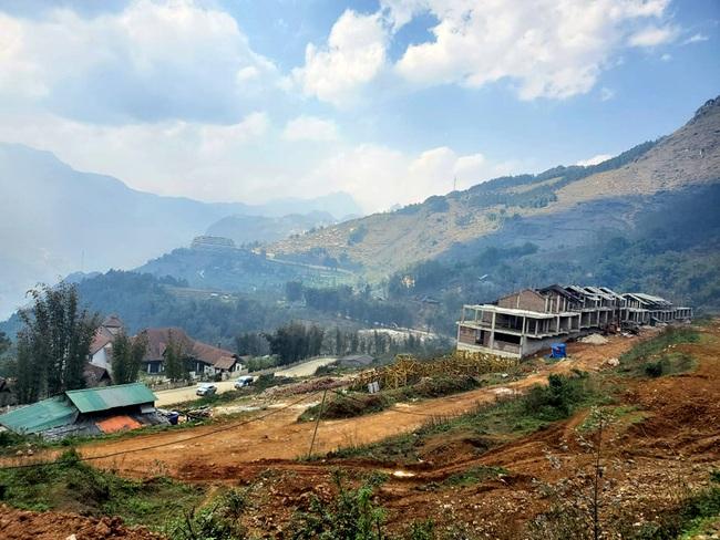Cận cảnh dự án nghỉ dưỡng nghìn tỷ Mecure Sapa Resort & Spa sai phạm - Ảnh 9.