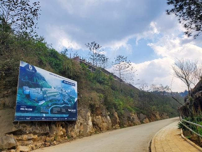 Cận cảnh dự án nghỉ dưỡng nghìn tỷ Mecure Sapa Resort & Spa sai phạm - Ảnh 2.