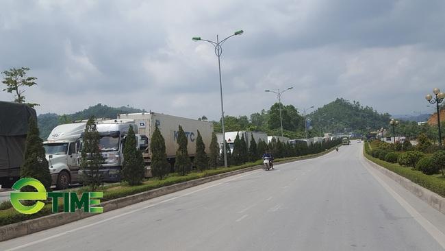 Đã thông quan 848.000 tấn hàng hóa qua các cửa khẩu biên giới Lạng Sơn - Ảnh 2.