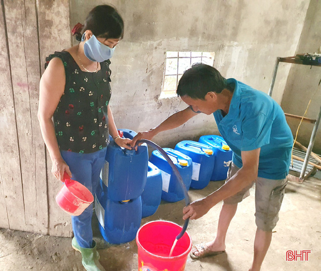 Nông dân đầu tiên ở Hà Tĩnh nuôi bò đực sữa của Tập đoàn TH True Milk - Ảnh 6.