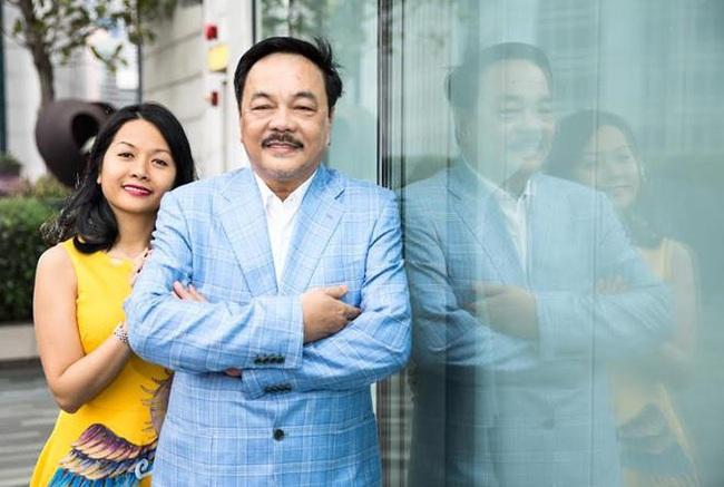 Bầu Hiển, tỷ phú Trịnh Văn Quyết vẫn thua ái nữ Tân Hiệp Phát - Ảnh 1.