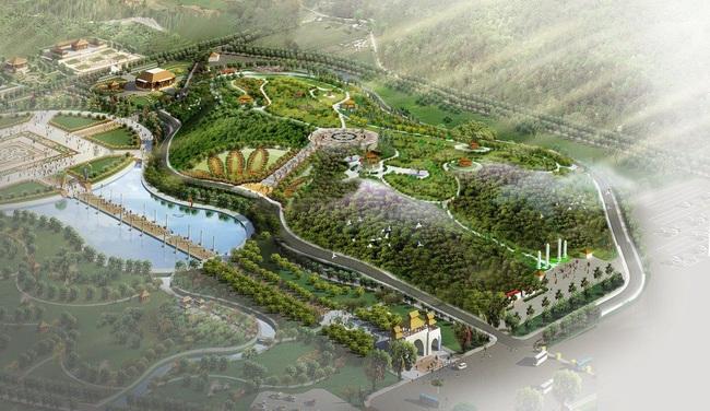 """Ai muốn """"giải cứu"""" khu đô thị sinh thái nghìn tỷ 'treo' tại Hòa Bình? - Ảnh 1."""