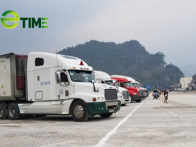 Lạng Sơn: Đề xuất 15 ngày tạm dừng tiếp nhận hàng hóa lên cửa khẩu Tân Thanh - Ảnh 1.